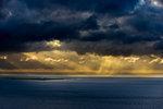 Ljus och regn