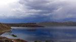 Regn över Titicaca