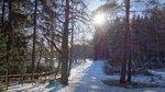Vinter på Järvafältet