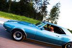 Blåare Pontiac Firebird