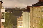 Nattvy från balkongen