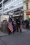 Checkpoint Charlie - den gamla gränsövergången mellan öst och väst