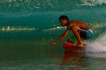 Surf shorebreak