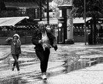 Det regnar i Stockholm