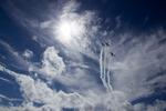Stiger mot skyn