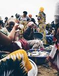 Bakau Fishmarket, Gambia