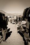 Marknad i Kabul