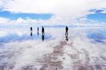 Saltöknen i Bolivia