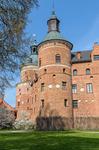 Den imponerande Vasaborgen Gripsholms slott.