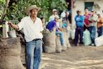 #René Monroy, Las Delicias farm
