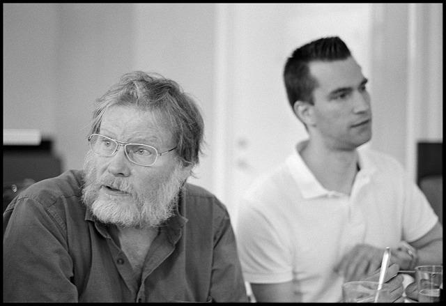 Jan-Olof och Martin
