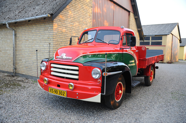 Bedford A2 1953