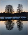 Solnedgång på Gässlösa