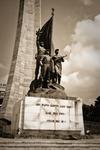 Tiglachin Monument (Vår kamp) i Addis Ababa