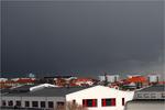 Thunderstorm on it´s way