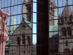 Spegel i Boston