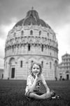 Lutande Battistero i Pisa (bör ses förstorad såklart)