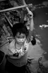 Tonl`e Sap, Cambodia