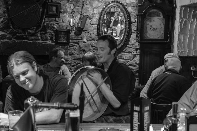 Pub in Isle of Mull