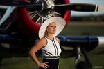 Sandra och flygplan 1