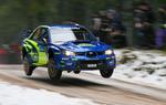 Svenska rallyt 2008
