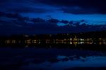 Motala by night