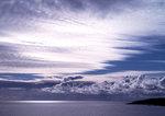 Molnbank över Ålands hav