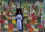 Frukthandlare