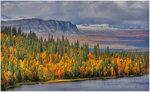 Höst i Lappland