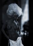 Blue Antoinette