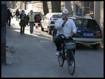 Cykel med Kines