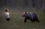 Möte i björnskogen