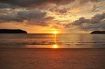 Solnedgång, Langkawi