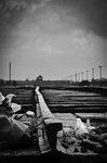 The mother of all dead end roads. Auschwitz/Birkenau