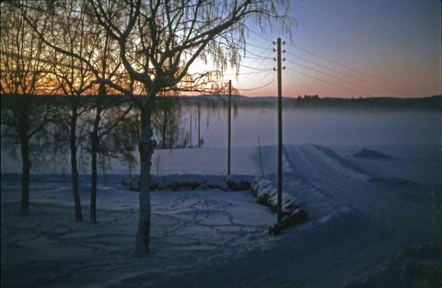 Solnedgång-på-Lillåkern 1969