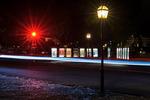 Polisbil rycker ut, Skeppsholmen