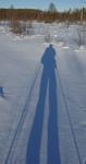 Long leged shadow