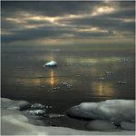 Ljusreflexer, is och frost