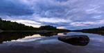 Östersjön/Ellenösjön i Dalsland