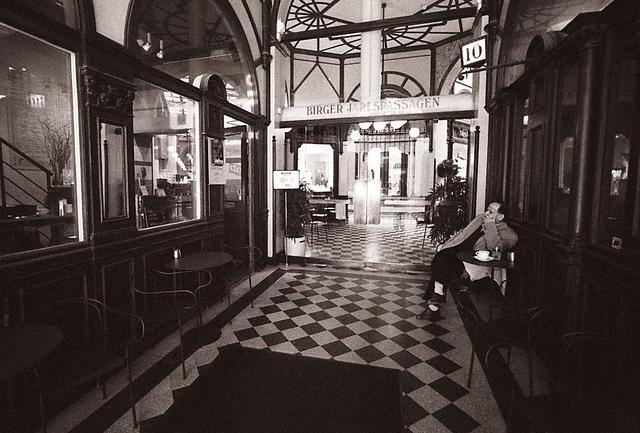 Le Café...