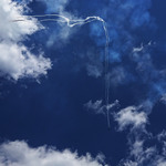 Bland molnen