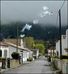 Dimma på Azorerna