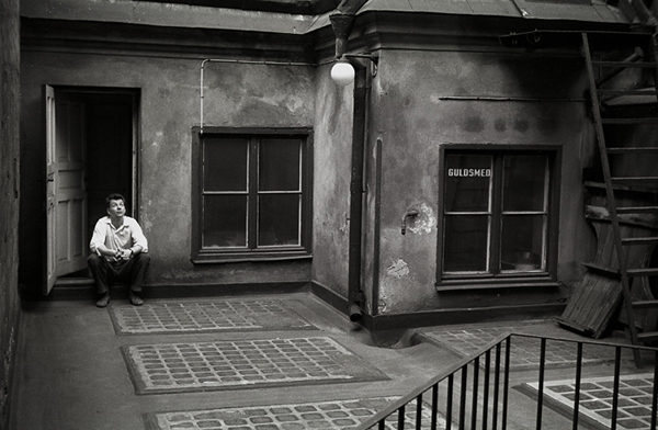 Bakgård 1960
