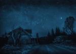Gaterud by night