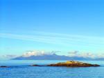 Ö i The Sound of Sleat, Skottland