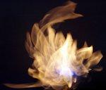 Lek med eld