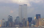 TWIN TOWERS STILL IN TACT