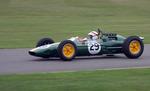 Sir Jackie Stewart i Jim Clarks Lotus