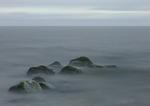Vatten, stenar och horisonten