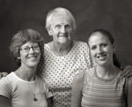 Tre generationer
